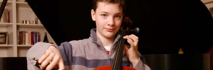 young-cellist